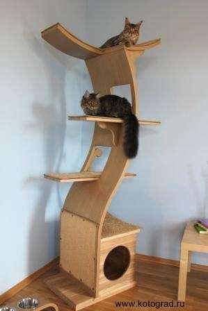 Сухой беззерновой корм для кошек AATU Salmon Herring с